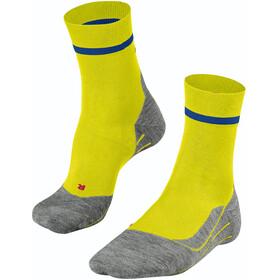 Falke RU4 Løbesokker Herrer, gul